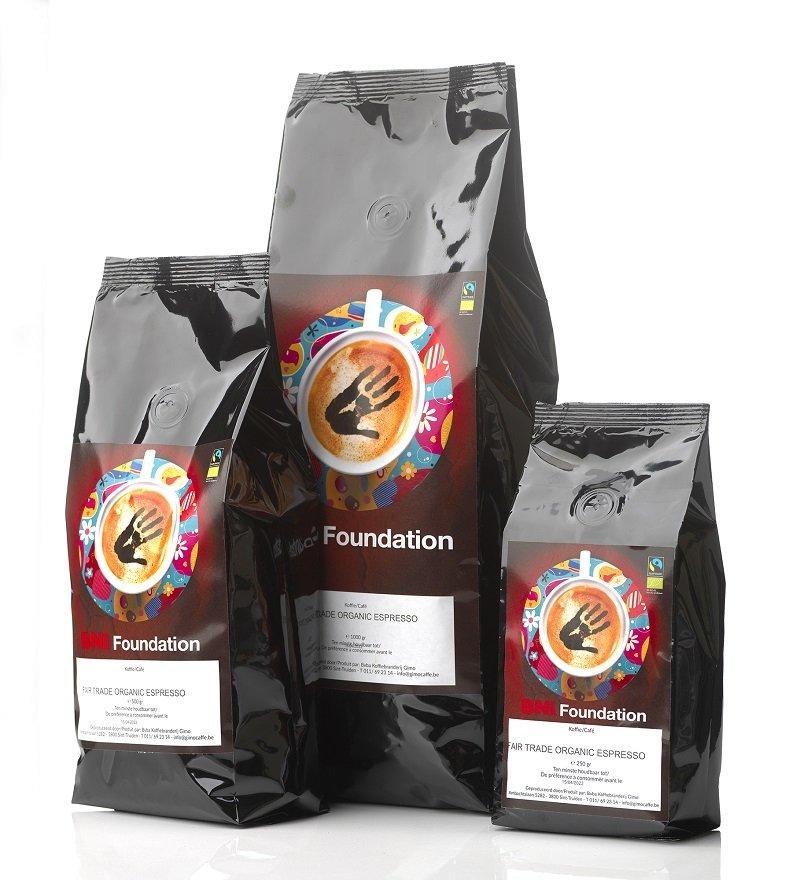 BNI Foundation koffie voor het goede doel