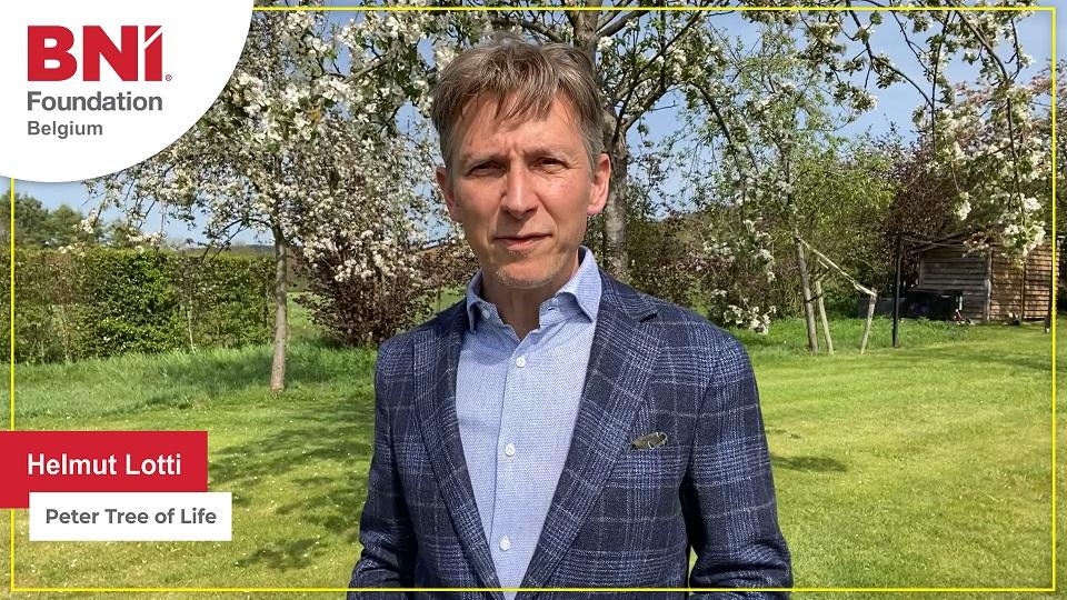 Helmut Lotti goes BNI