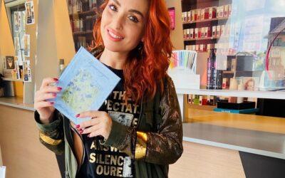 2 Fabiola-zangeres Loredana steunt ons project